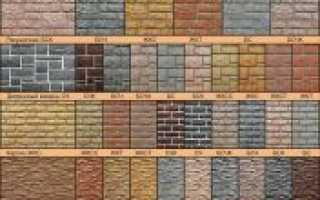 Облицовочные панели для цоколя: принципы выбора материалов