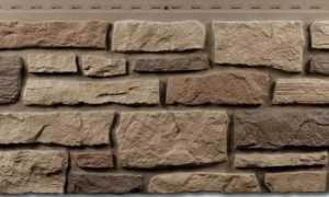 Виниловый цокольный сайдинг — особенности материала и монтаж