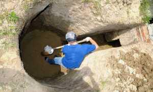 Квадратные (бетонные) кольца для погреба: вертикальные и горизонтальные подвалы