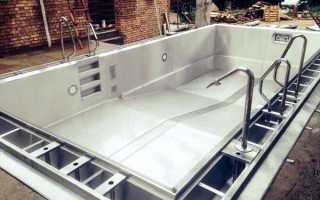 Бассейн в подвале частного дома своими руками: обустройство подполья с бассейном. Вентиляция в цокольном этаже
