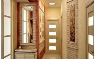 Кладовка в коридоре: фото прихожих в хрущёвке
