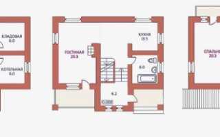 Проекты домов с цоколем: виды цокольных помещений, преимущества и недостатки