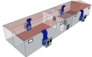 Холодильное оборудование для овощехранилищ: как работает генератор