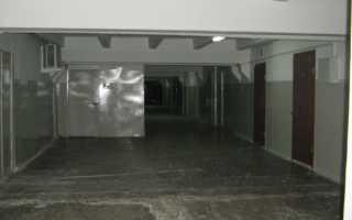 Подвалы по СНиП: правила и нормы строительства