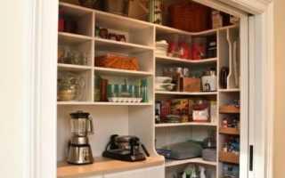 Пристройка к дому кухни, ванной и кладовки: планировка и как совместить всё в чулане