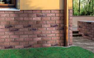 Цокольные панели под камень: особенности термопанелей и сайдинга