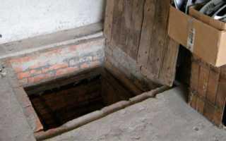 Погреб в гараже: обустройство и как правильно построить своими руками