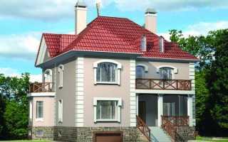 Проекты домов и коттеджей с цокольным этажом: конструктивные особенности, размеры, ошибки при проектировании подземного помещения