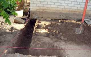 Как пристроить подвал к дому — расширяем площадь