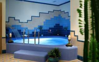 Бассейн в подвале частного дома: вентиляция, особенности воздухообмена