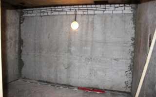 Подвал в гараже: земляные работы, устройство основания и стен, гидроизоляция, вентиляция и утепление