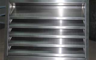 Вентиляция цокольного этажа: естественная приточно-вытяжная и принудительная система