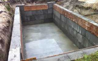 Армирование монолитных стен из бетона в подвале: арматура для стен цоколя