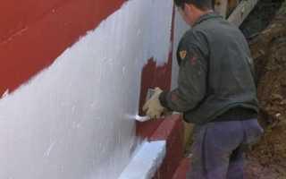 Как и чем покрасить цоколь фундамента: выбор краски для отделки городского и деревенского дома, преимущества покрытий различного типа