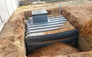 Монолитный погреб своими руками из бетона или кирпича