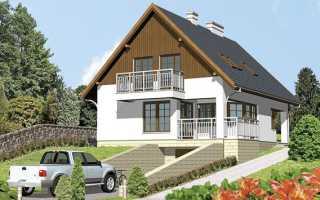 Проекты домов с подвалом — их преимущества и недостатки