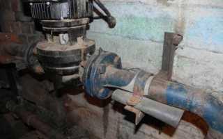 Шум от насоса в подвале — эффективное решение проблемы