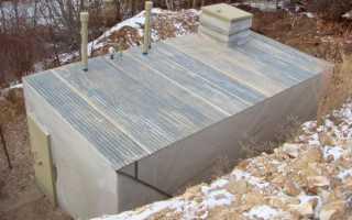 Принудительная вентиляция в погребе — используем вентиляторы