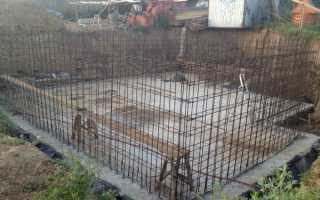 Армирование стен погреба и подвала: последовательность, монтаж арматуры