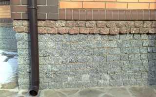 Виды цоколей: материалы для строительства и отделки, выбор типа конструкции, устройство забирки и вентиляции