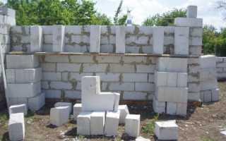 Подвал из блоков: как строить погреб, основы подвального фундамента, стены подвалов по СНиП
