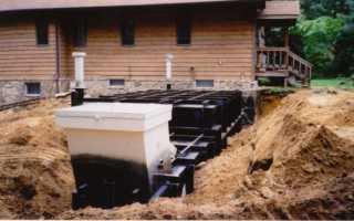 Бомбоубежище на даче: как построить бункер своими руками