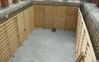 Стены погреба: как подобрать материал и размер
