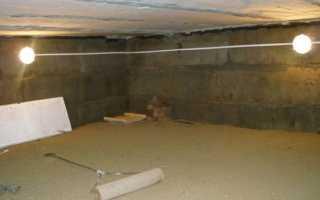 Проводка в подвале: принципы монтажа и правила безопасности