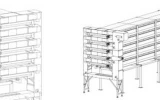 Хранилище продуктов: правила хранения товаров