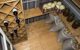 Пластиковый погреб Тингард: монтаж и установка