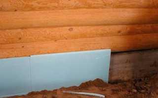 Утепление подпола в деревянном доме: материалы и нюансы