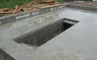 Перекрытие погреба: из чего сделать и как залить потолок своими руками