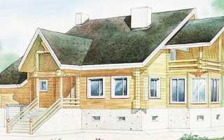 Цоколь деревянного дома своими руками — руководство