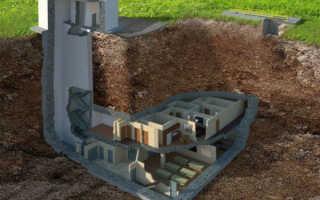 Ядерный бункер: как строят от взрывов на случай войны