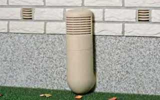 Вентиляция подвала в доме и особенности ее устройства. Оборудование воздуховодов и проверка эффективности