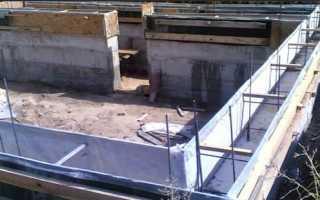 Расчет толщины стен цокольного этажа и подвала
