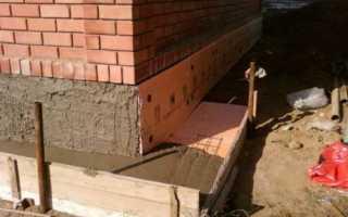 Утепление цоколя (изнутри и снаружи): чем утеплить пол и потолок