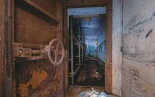 Виды бомбоубежищ: классы и типы бункеров
