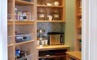 Нужна ли кладовка в квартире: как выбрать помещение