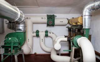 Вентиляция убежищ: работа системы и режимы воздухоснабжения