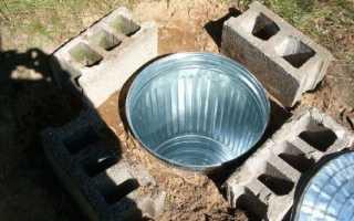 Погреб-бочка своими руками — инструкция по изготовлению