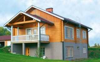 Дом с цокольным этажом. Характеристики конструкции. Технические и жилые помещения. Достоинства и недостатки