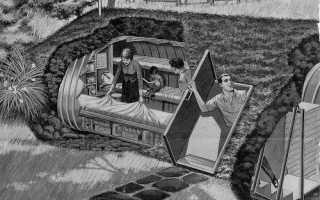 Ядерное бомбоубежище: устройство и использование бункера на случай войны