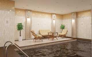 Бассейн в подвале — типы конструкций, фильтры, строительство