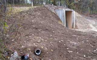 Погреб на даче своими руками — строим добротное хранилище