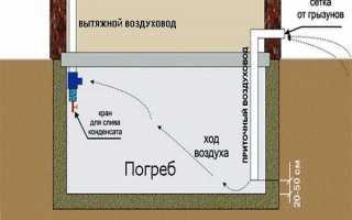 Подземный и наземный проект погреба