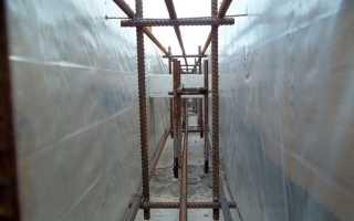 Армирование монолитных стен подвала — особенности процесса
