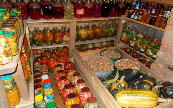 Из чего сделать погреб для хранения овощей?