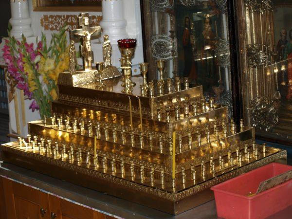 Кладовка для церковной утвари