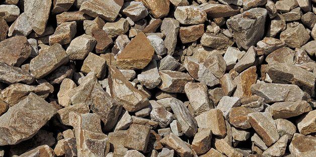 Камень бежевого оттенка